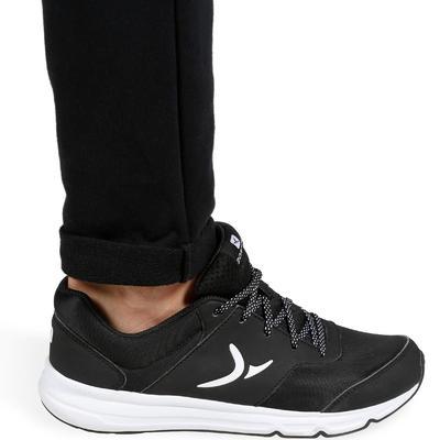 500 Women's Slim-Fit Stretching Bottoms - Black