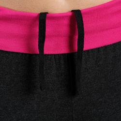 Yoga kuitbroek in biokatoen voor dames - 1036644