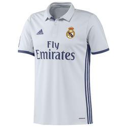 Voetbalshirt Real Madrid thuisshirt voor volwassenen wit