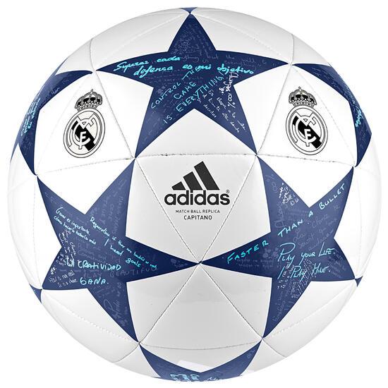 Voetbal Real Madrid maat 5 wit - 1036665
