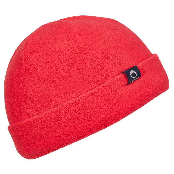 500 Sailing Fleece Hat - Blue/Orange - 1036727
