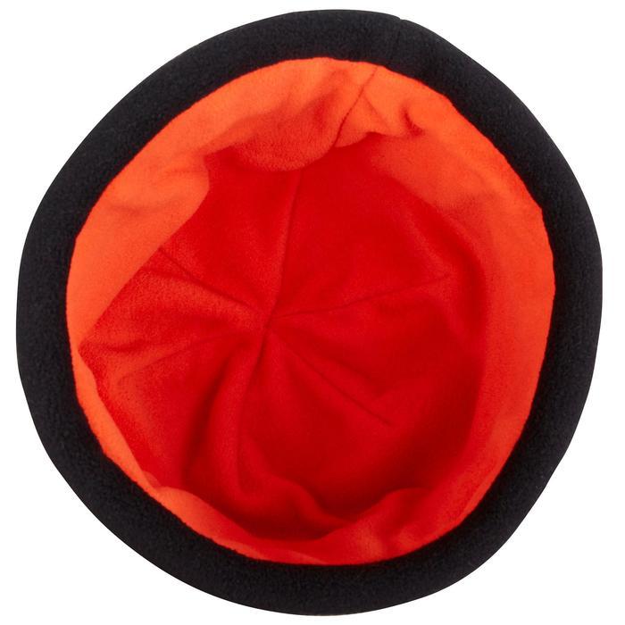 500 保暖透氣兩穿航海運動毛帽 藍色/橘色