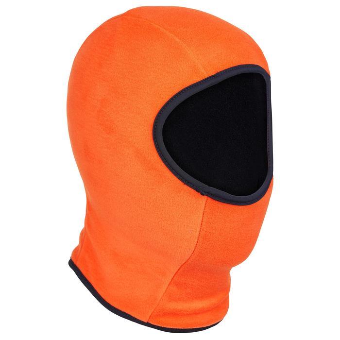 成人航海運動刷毛巴拉克拉法帽 - 藍色/橘色