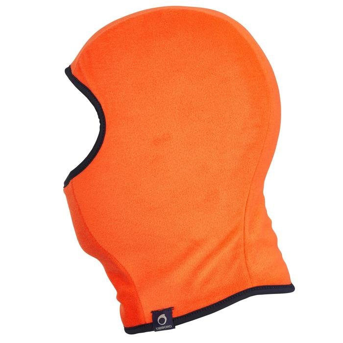 Adult Sailing Fleece Balaclava - Blue/Orange - 1036759