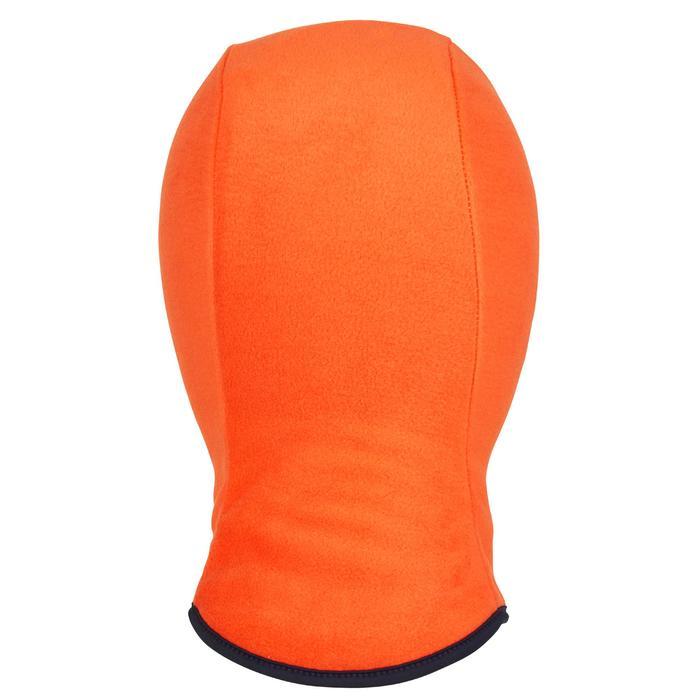 Adult Sailing Fleece Balaclava - Blue/Orange - 1036768