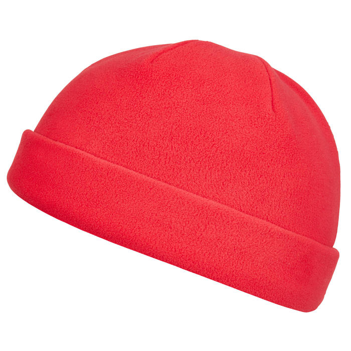 500 Sailing Fleece Hat - Blue/Orange - 1036773