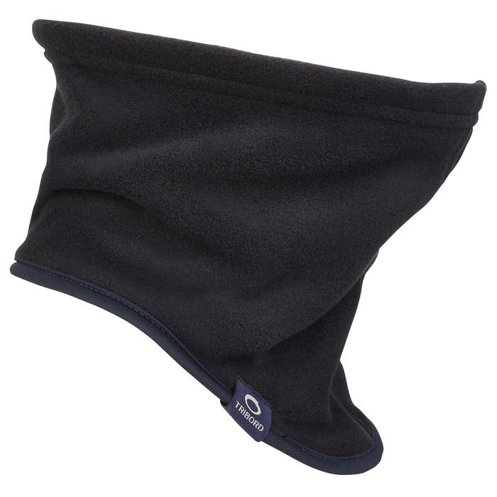 Sailing Fleece Neck Warmer - Blue/Orange - 1036778