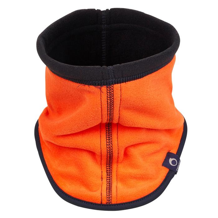 Sailing Fleece Neck Warmer - Blue/Orange - 1036779