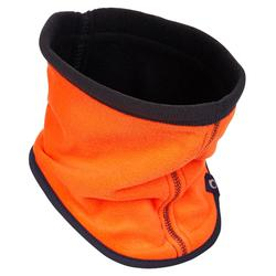 Sailing Fleece Neck Warmer - Blue/Orange