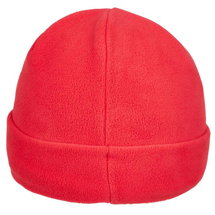 500 Sailing Fleece Hat - Blue/Orange - 1036791