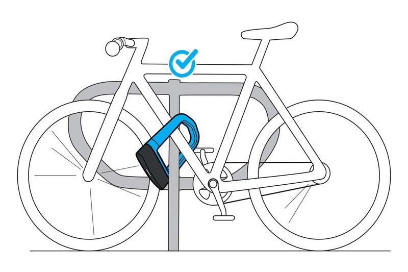 700 Bike U-Lock