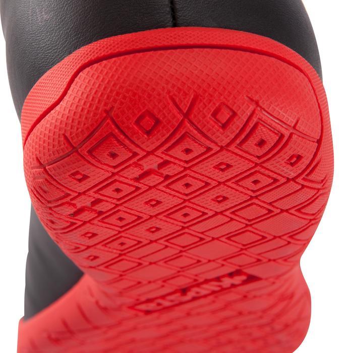 Chaussure de futsal adulte First 100 sala noire bleue - 1037012