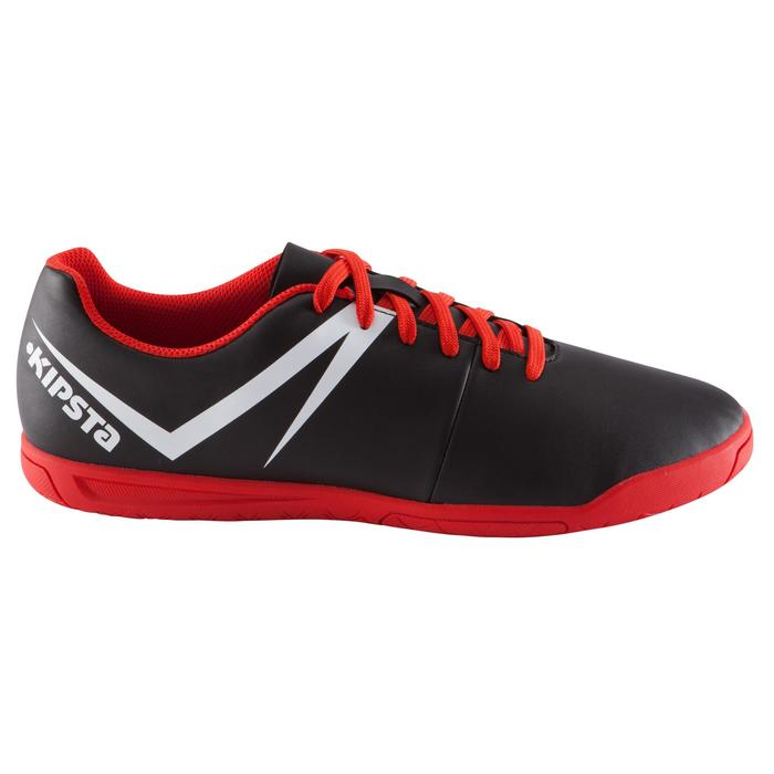Chaussure de futsal adulte First 100 sala noire bleue - 1037024