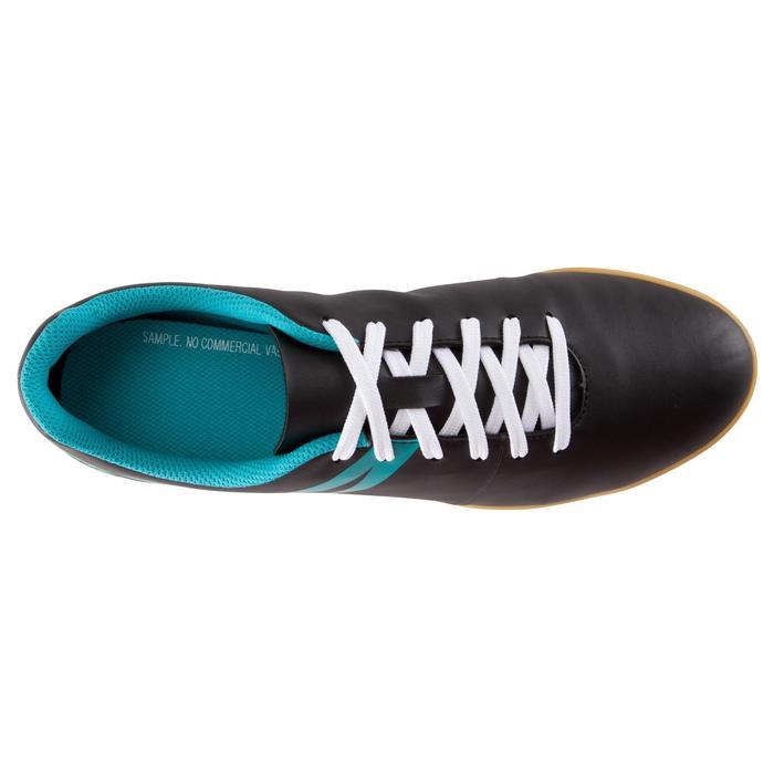 Chaussure de futsal adulte First 100 sala noire bleue - 1037025