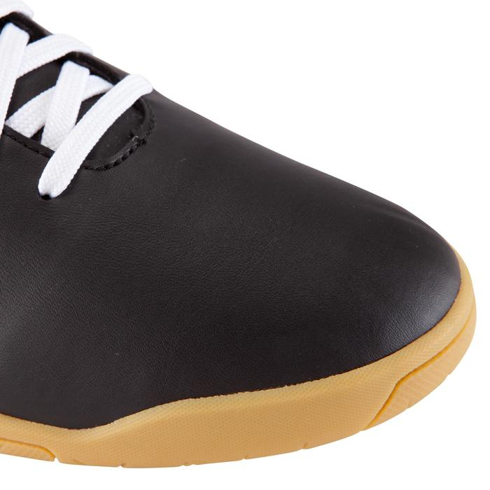 Chaussure de futsal adulte First 100 sala noire bleue - 1037027