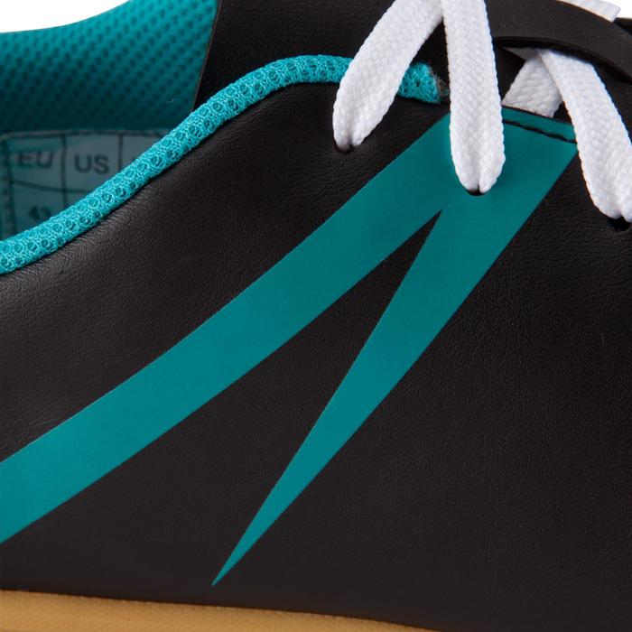 Chaussure de futsal adulte First 100 sala noire bleue - 1037028
