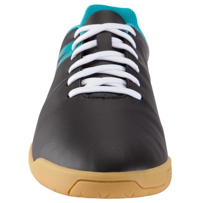 Chaussure de futsal adulte First 100 sala noire bleue - 1037029