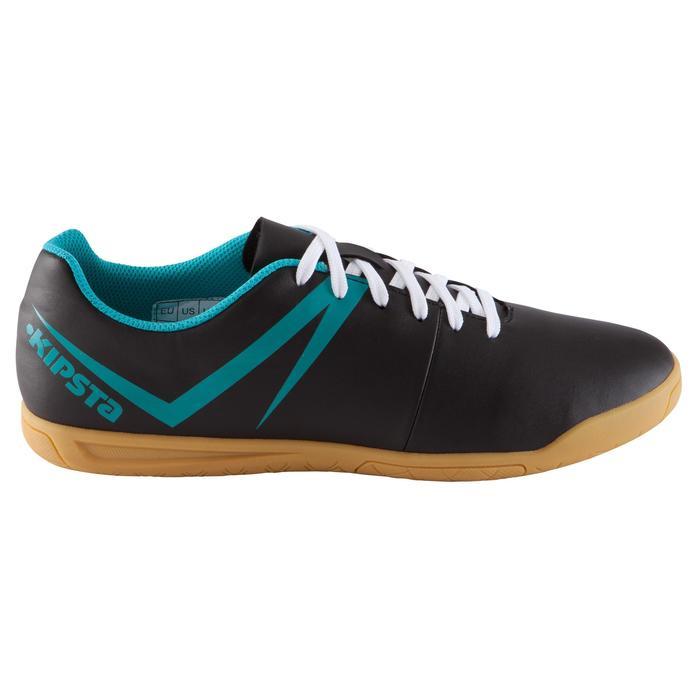 Chaussure de futsal adulte First 100 sala noire bleue - 1037030