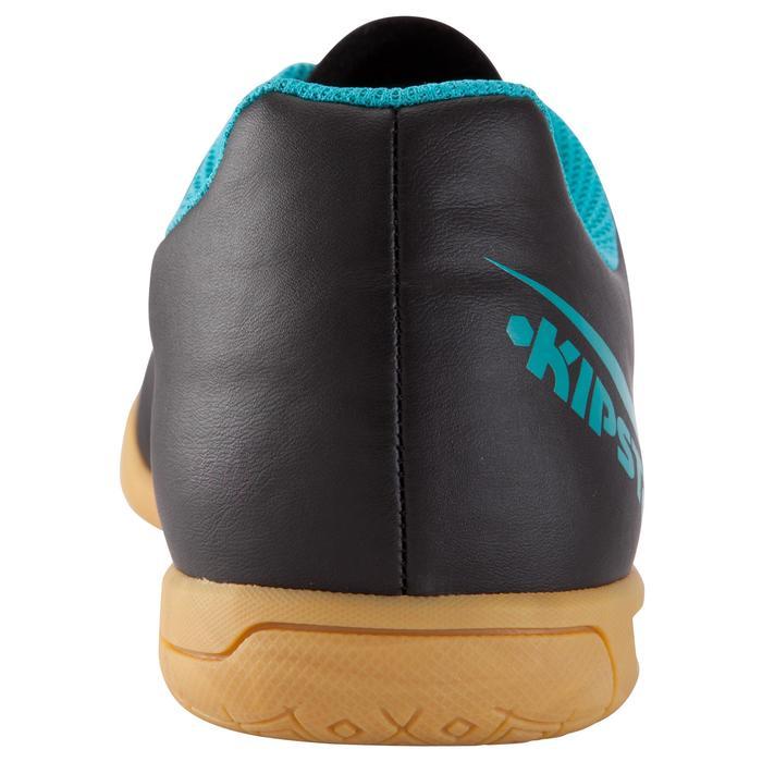 Chaussure de futsal adulte First 100 sala noire bleue - 1037031