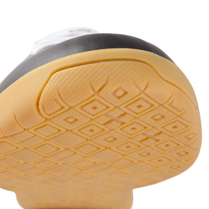 Chaussure de futsal adulte First 100 sala noire bleue - 1037032