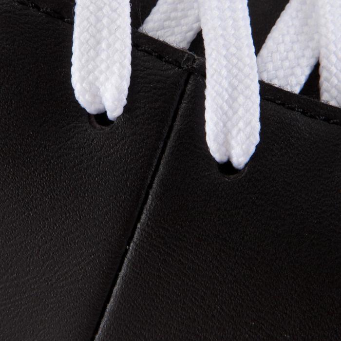 Chaussure de futsal adulte First 100 sala noire bleue - 1037033