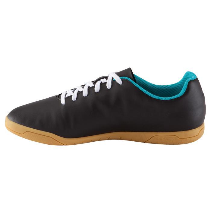 Chaussure de futsal adulte First 100 sala noire bleue - 1037036
