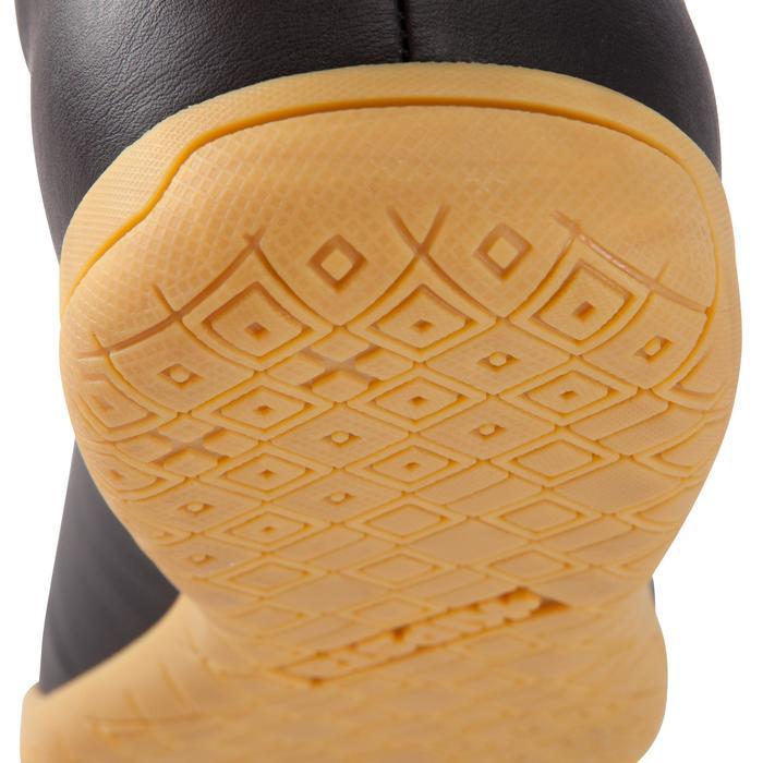 Chaussure de futsal adulte First 100 sala noire bleue - 1037037