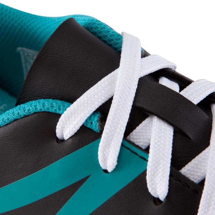 Chaussure de futsal adulte First 100 sala noire bleue - 1037038