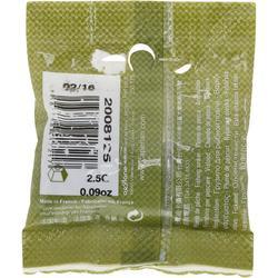 PLOMO DE POSTA PESCA 2,5 g