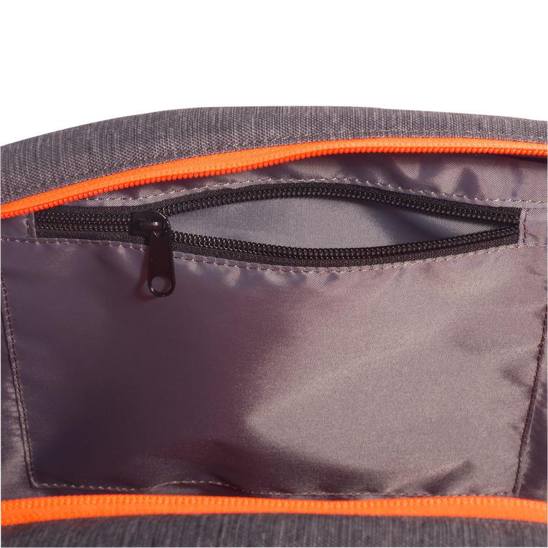 SB130 Small Racket Sports Bag - Grey/Orange