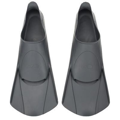 Bialetas Cortas Natación 100 Easyfins Gris