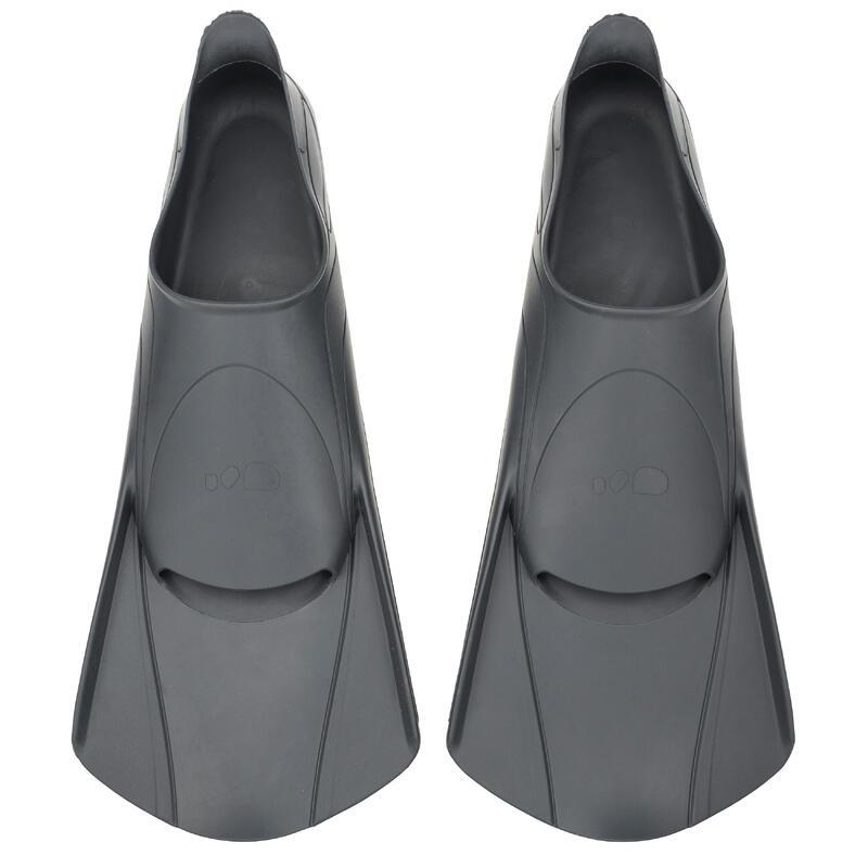 Training Fins 100 - Dark Grey
