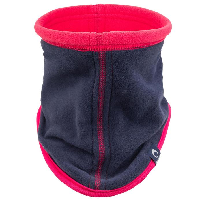 Sailing Fleece Neck Warmer - Blue/Orange - 1037820