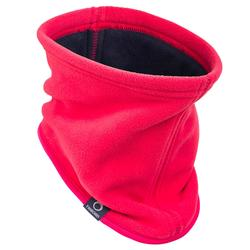 500 Fleece Sailing Neck Warmer - Pink Dark Blue