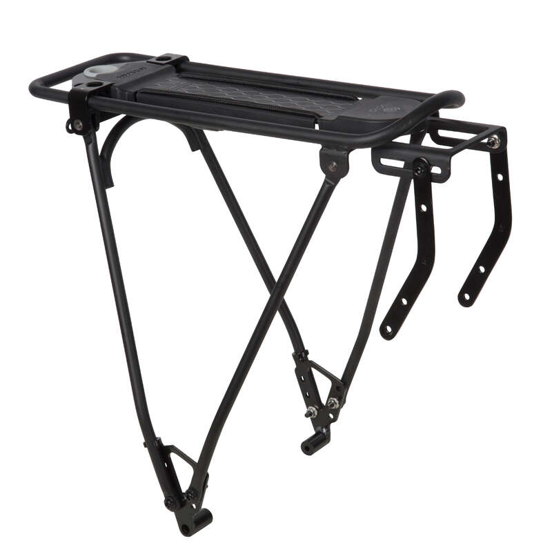 BIKE RACKS Cycling - BCLIP 500 Disc Ready Rear Pannier Rack - 26