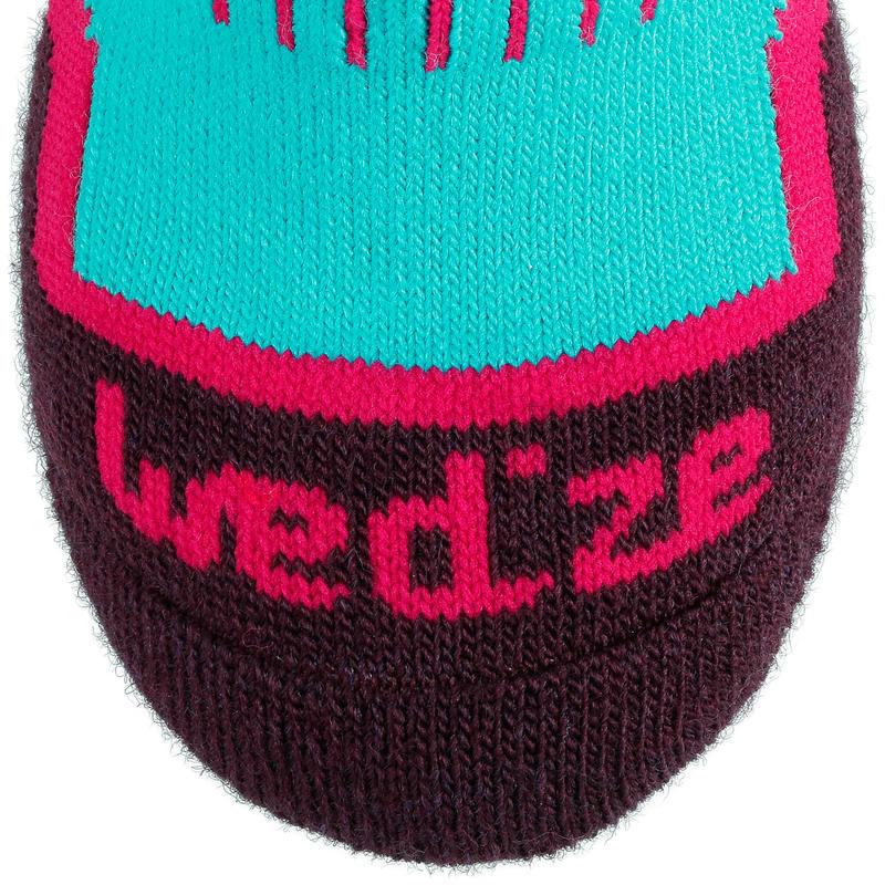 100 Adult Ski Socks - Turquoise