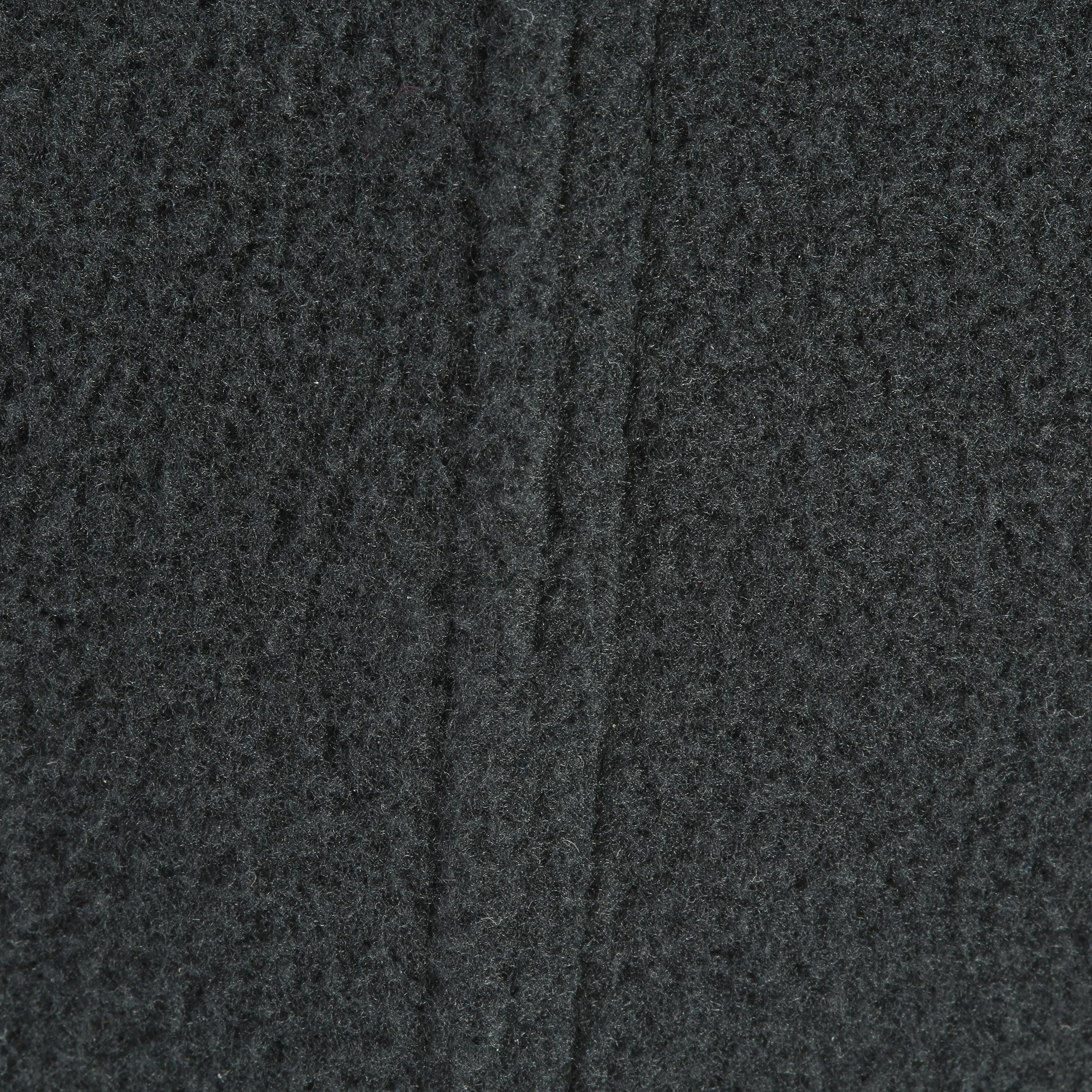 CAGOULE DE SKI ADULTE POLAIRE NOIRE