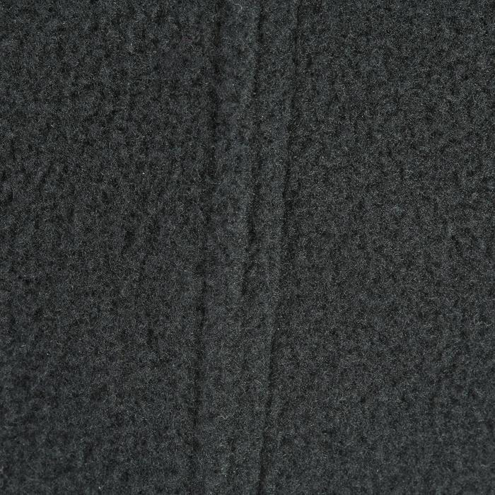 CAGOULE DE SKI ADULTE POLAIRE NOIRE - 1038291