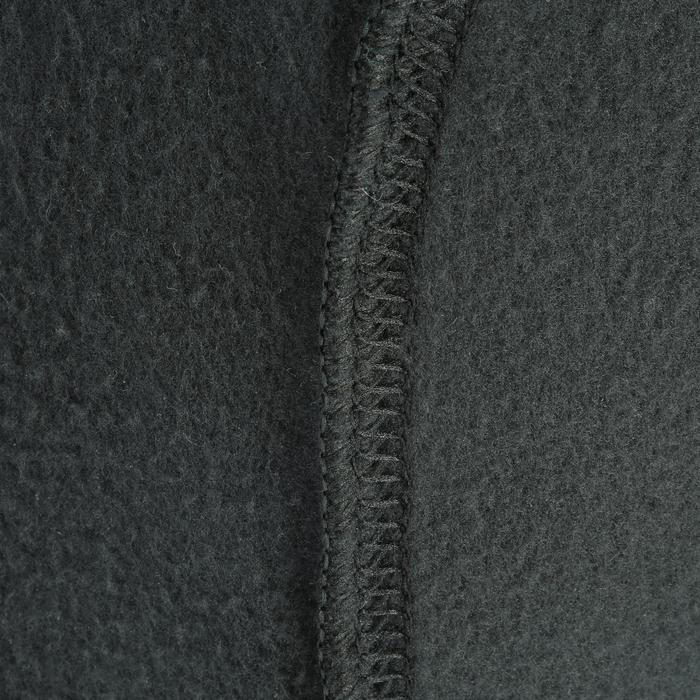 Sturmhaube Ski Fleece Erwachsene schwarz