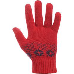 Tactiele kinderhandschoenen voor trekking Arpenaz 50 - 103836
