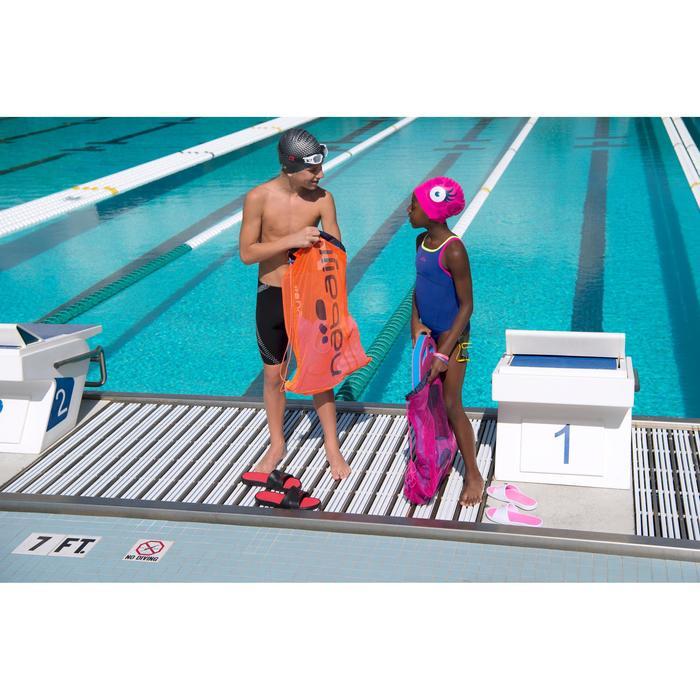 Maillot de bain une pièce fille résistant au chlore Kamiye - 1038390