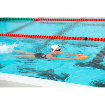 FRAME FOR SWIMMING GOGGLES 500 SELFIT SIZE L BLACK RED