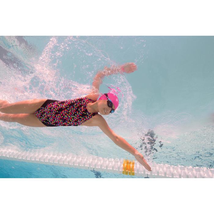 Maillot de bain de natation une pièce fille résistant au chlore Kamiye jely - 1038517