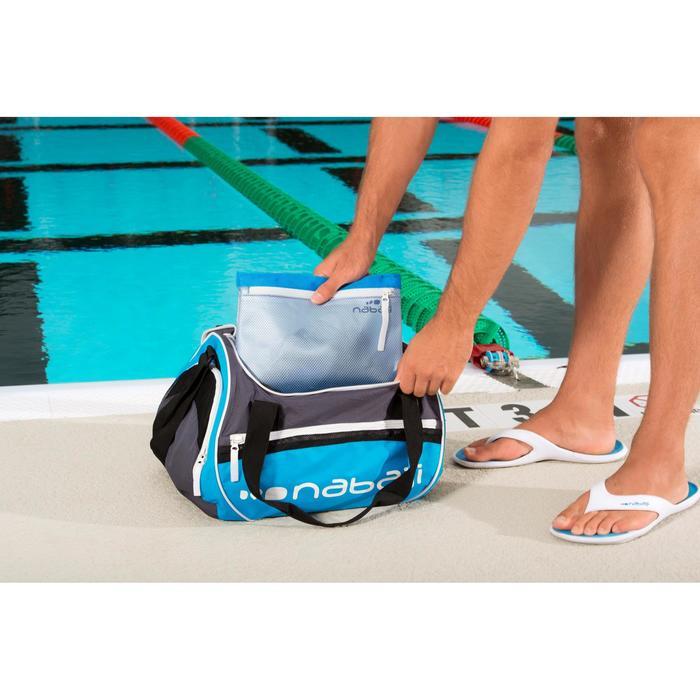 防水游泳袋-藍色