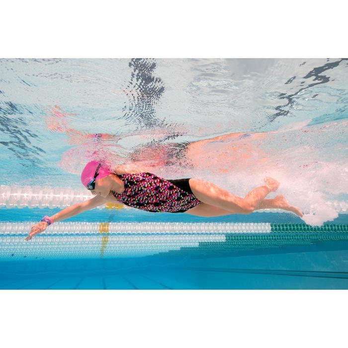 Maillot de bain de natation une pièce fille résistant au chlore Kamiye jely - 1038530