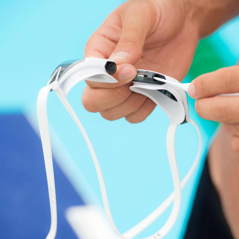Comment ajuster des lunettes de natation
