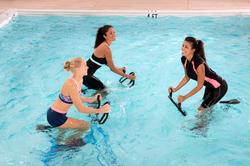 Chloorbestendige aquabike topje voor dames Anna Allcrac - 1038904