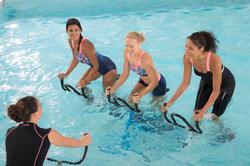 Chloorbestendige aquabike topje voor dames Anna Allcrac - 1038905