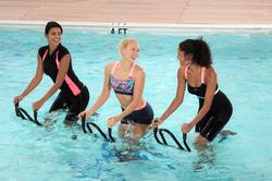 Chloorbestendige aquabike topje voor dames Anna Allcrac - 1038906