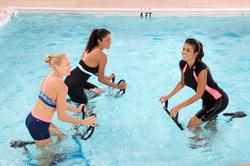 Chloorbestendige aquabike topje voor dames Anna Allcrac - 1038908